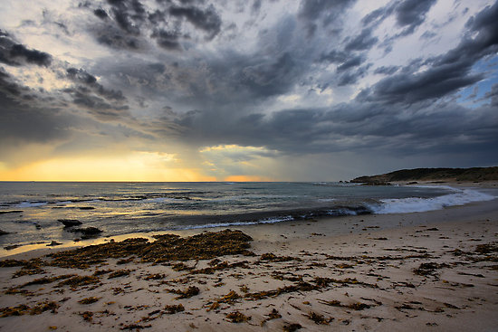 Beach And Ocean Storm: Photography By Jim Worrall - (the Blog
