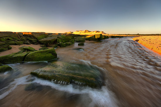1-the-rush-of-the-powlett-river