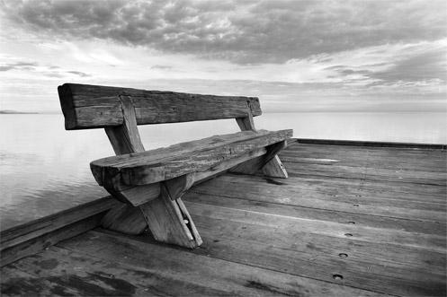 Seaford beach - pier - Jim Worrall