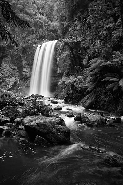 In the Land of Fairytales - Hopetoun Falls - Jim Worrall