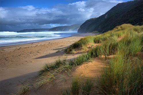 Johanna's beach - Jim Worrall