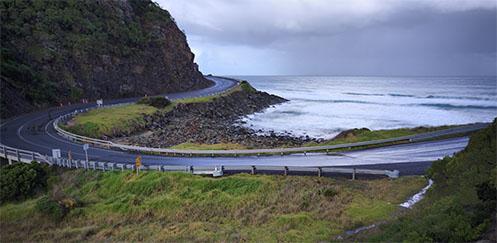 Great Ocean Road - Jim Worrall