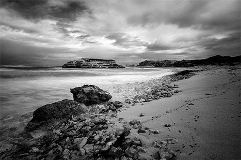 Cape Northumberland beach - Jim Worrall