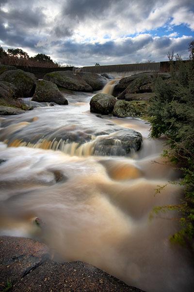 Polly McQuinn's Weir - Strathbogie - Jim Worrall