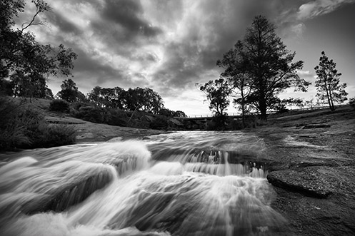 In Search of Polly - Polly McQuinn's weir - Jim Worrall