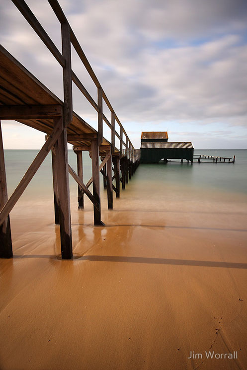 """Jim Worrall"" portsea beach ""Mornington Peninsula"" Australia ""long exposure"""