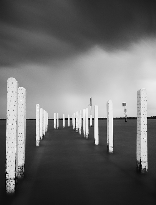 Tooradin jetty pier Jim Worrall