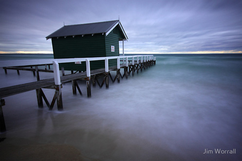 """Jim Worrall"" portsea beach ""Mornington Peninsula"" Australia"