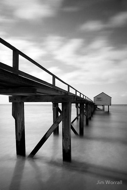"""Jim Worrall"" sorrento beach ""Morington Peninsula"" Australia ""long exposure"""