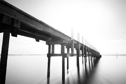 Grantville pier - Jim Worrall jetty Westernport Bay