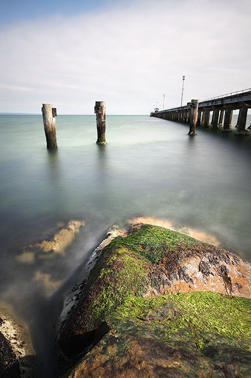 Markers Three - Mordialloc pier - Jim Worrall