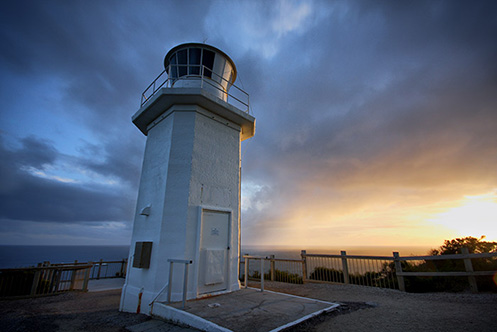 Night's Witness - Cape Liptrap Lighthouse - Jim Worrall