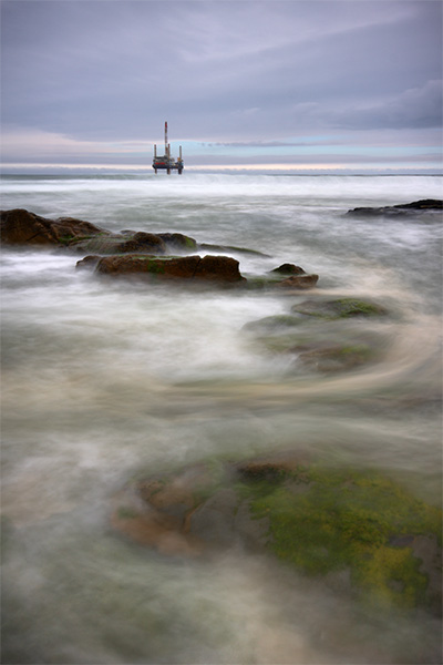 Platform Three - Powlett River - Jim Worrall - Australia