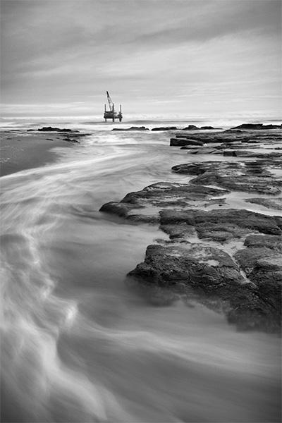 Platform One - Powlett River - Jim Worrall - Australia