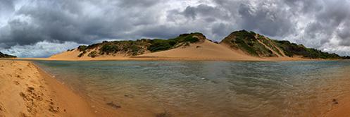 Powlett River - Pano V2R - Jim Worrall - Australia