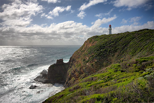 Cape Schanck Lighthouse - Jim Worrall - Mornington Peninsula - Australia
