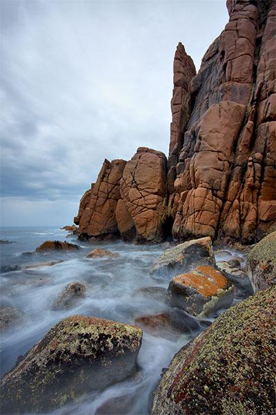 Sea Level - Jim Worrall - Pinnacles - Phillip Island