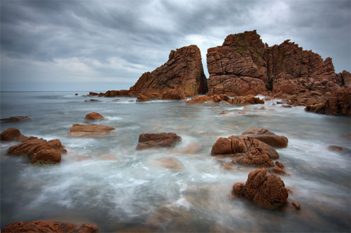 Lost in the Moment - Jim Worrall - Pinnacles - Phillip Island
