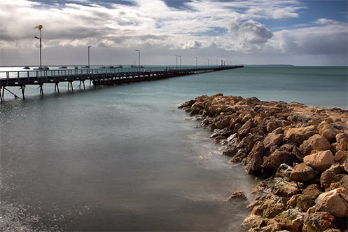 Beachport Pier - Jim Worrall - South Australia