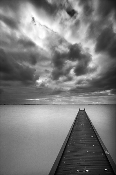 Meningie - Jim Worrall - South Australia - Lake Albert