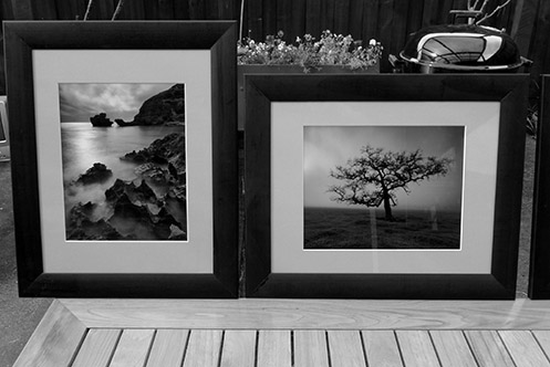 Prints in Frames - Jim Worrall