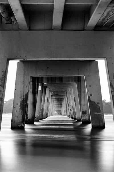 Gateway - San Remo bridge - Jim Worrall