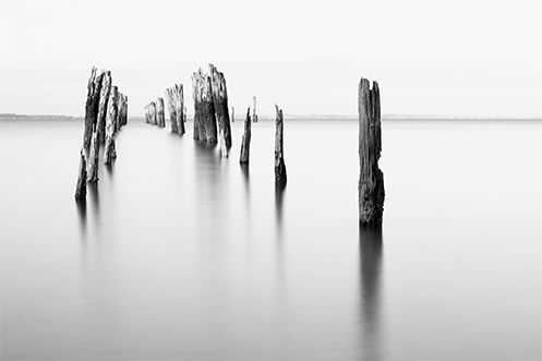 The Path to Yesterday - Jim Worrall - Tenby Point - Australia - jetty