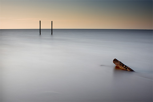 Aspirations - Jam Jerrup - Jim Worrall - Westernport Bay - seascape - long exposure