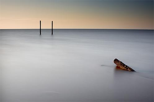 Aspirations - Jam Jerrup - Jim Worrall - Westernport Bay - seascape - long exposure