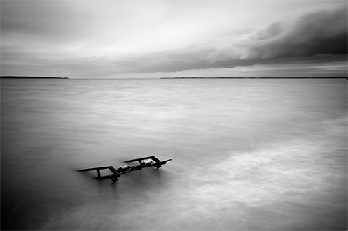 After the Rains - Jim Worrall - Grantville - beach - Westernport Bay - Australia - long exposure