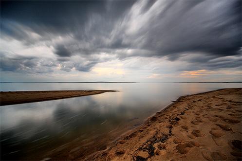 Deep Creek Reflections - Jim Worrall - Grantville - Westernport Bay