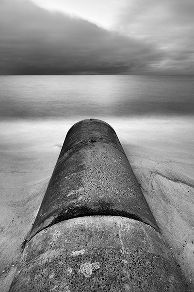 Jettison - Jim Worrall - Safety Beach - Port Phillip Bay - Australia - drain