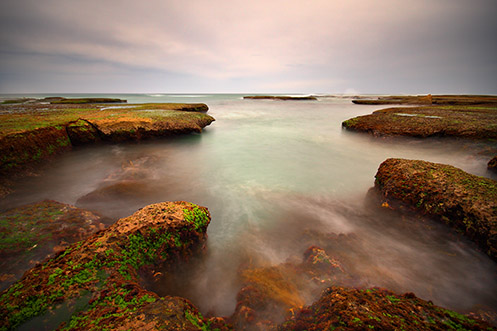 Her Outstretched Arms - Jim Worrall - Sorrento back beach - Australia