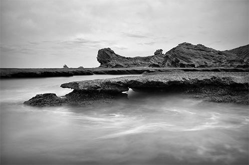 Sphinx - Jim Worrall - Sorrento back beach - Australia