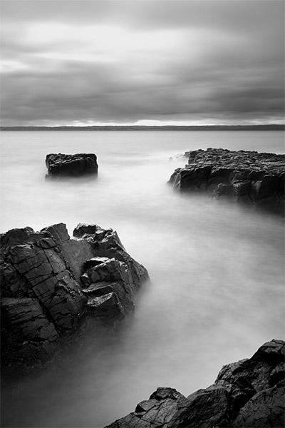 Down the Winding Path - Jim Worrall - Cowrie Beach - Phillip Island