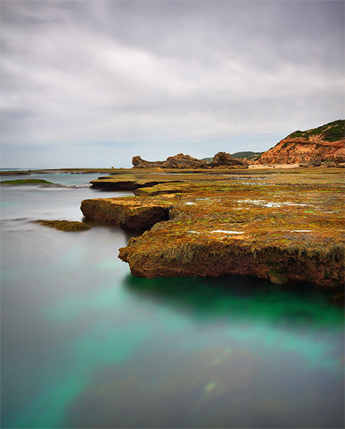 Plateau - Jim Worrall - Sorrento beach