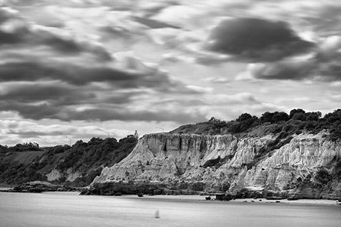 Half Moon bay - coastline - beach - Jim Worrall - Australia