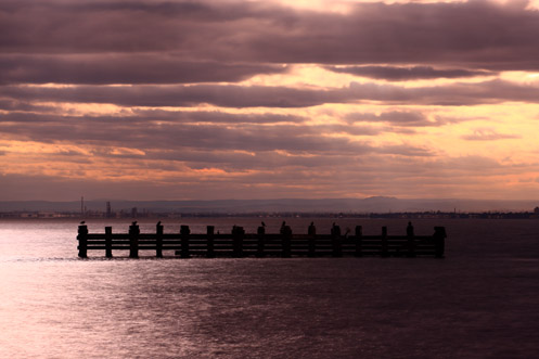 Half Moon Bay - Jim Worrall - Australia- seascape