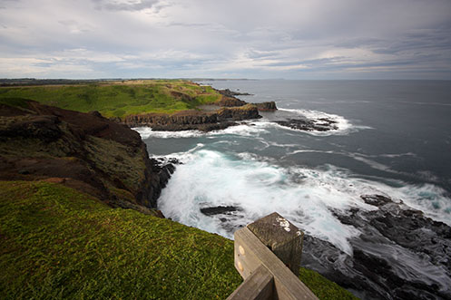 The view from The Boulevard looking east - Jim Worrall - Phillip Island - Australia