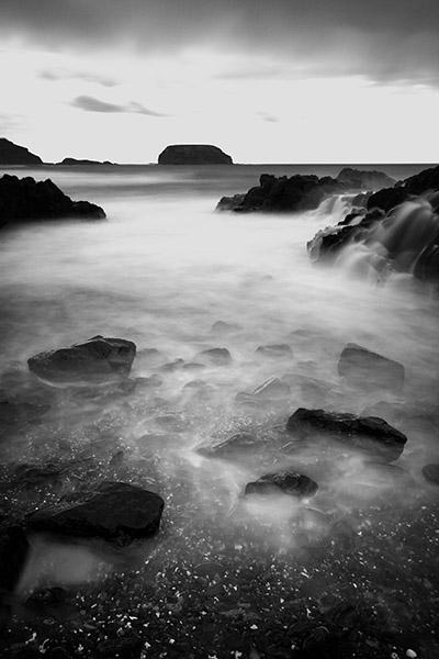 The Course of the Penguin - Cowrie beach - Jim Worrall - Phillip Island - Australia