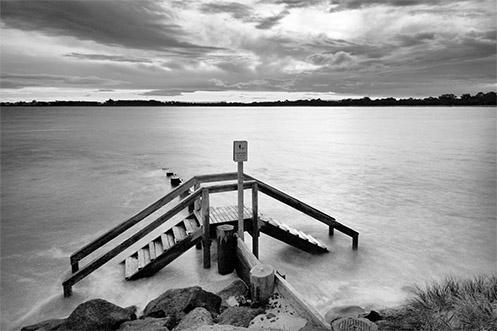 From Nowhere to Nowhere - San Remo - Jim Worrall - Australia
