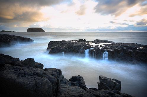 The Long Swim Home - Jim Worrall - Cowrie beach - Phillip Island - Australia