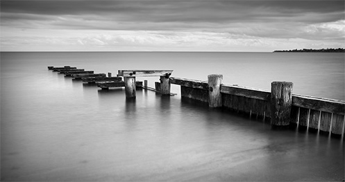 Old Mentone Jetty - Jim Worrall - Australia