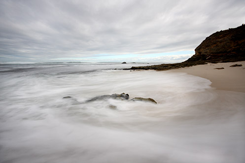 Vortex - Number Sixteen beach - Rye - Jim Worrall - Australia - ND400 - long exposure