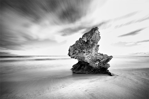 Out to Sea - Rye - Jim Worrall - Mornington Peninsula - ND400 - long exposure