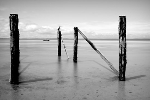 liN - Flinders jetty remnants - Jim Worrall - Australia