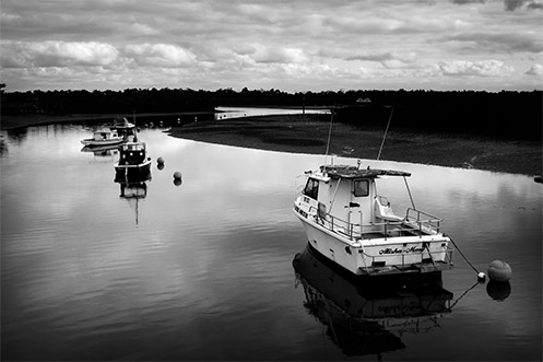 Tooradin channel - Jim Worrall - Australia