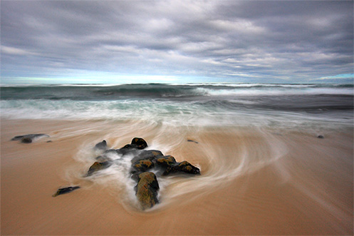 Cyclical Rendezvous - Rye beach - Jim Worrall - Australia - ND400 - long exposure