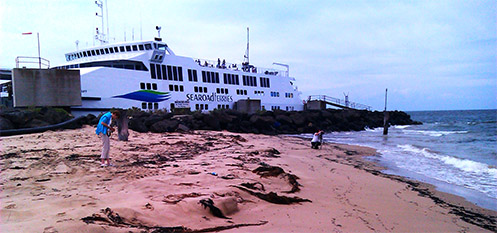 Ferry Queenscliff - Jim Worrall