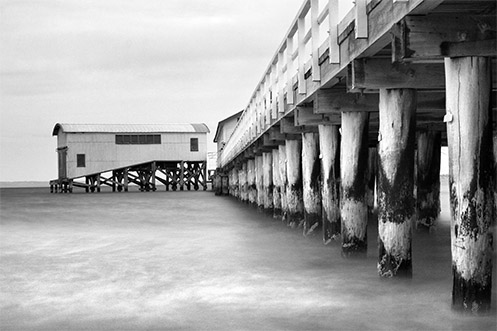 Queenscliff Pier - Jim Worrall - Australia - ND400 - long exposure